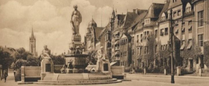 Barbara-Denkmal Koblenz [Quelle Ansichtskarte | Ingmar Flach]