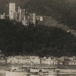 Ansichtskarte Schloss Stolzenfels ca. 1920 [Quelle: Stadtarchiv Koblenz]