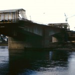 Neue Moselbrücke ca. 1973 [Quelle: Christian Walter]