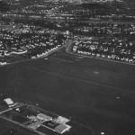 Flugplatz auf der Karthause 1963 [Quelle: Stadtarchiv Koblenz]