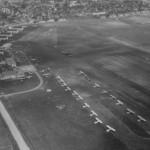 Flugplatz Koblenz Karthause ca 1963 [Quelle: Stadtarchiv Koblenz]
