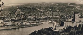 Ansichtskarte Schloss Stolzenfels [Quelle Ingmar Flach]